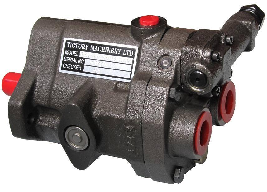 China_Eaton_Vickers_PVQ_Variable_Hydraulic_Axial_Piston_Pump201112201304523